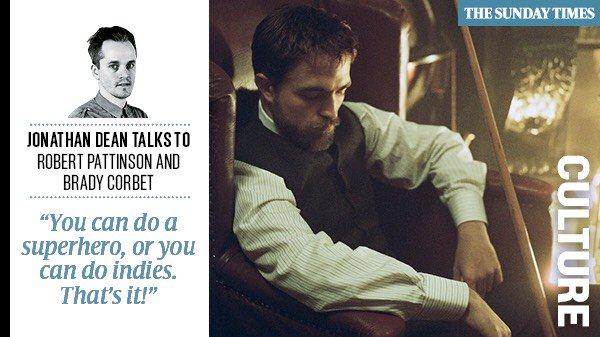 Robert Pattinson sinks his teeth into Jean-Paul Sartre's The Childhood of a Leader https://t.co/HeGM7CW69R https://t.co/o7CT2DEkSv