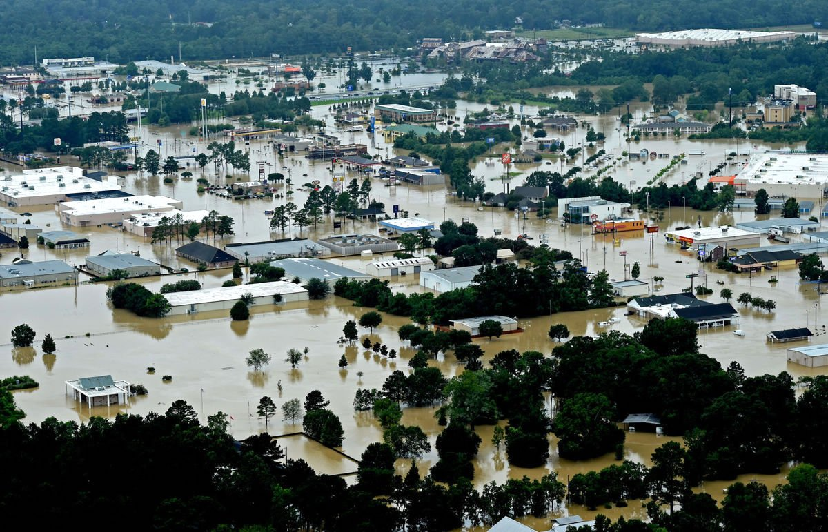 1,000-Year Floods Hit Louisiana Shortly After Anti-Israel Resolutions Passed By ELCA In New Orleans