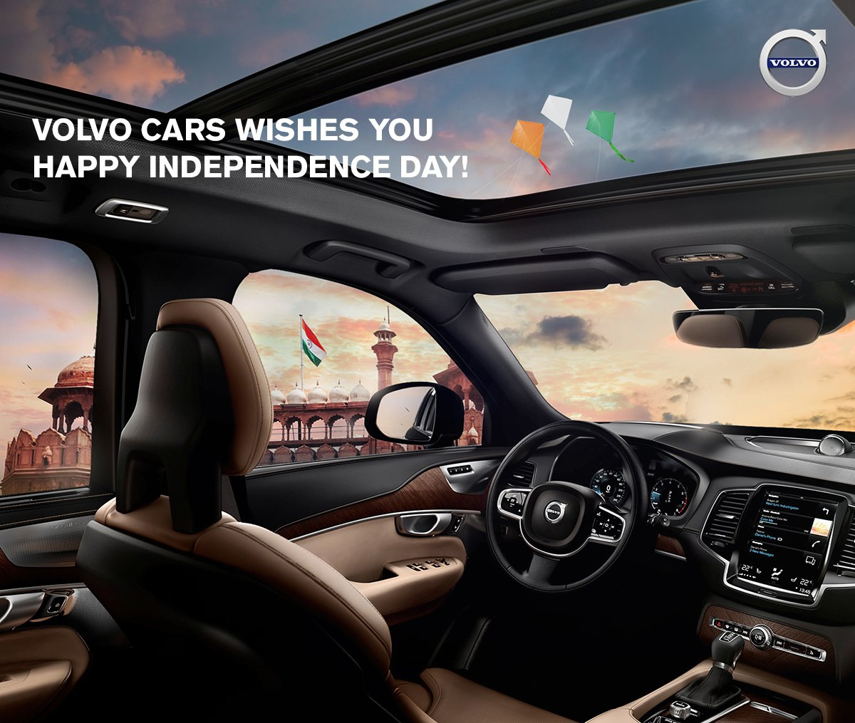 Volvo Auto India on Twitter: