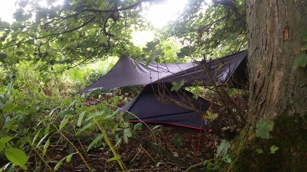 English woodsman on Twitter  Woodland c&ing with the brand OEX. OEX PHOXX ONE MAN TENT BUSH TARP SLEEPING BAG GROUND MAT RUCKSACKu2026   & English woodsman on Twitter: