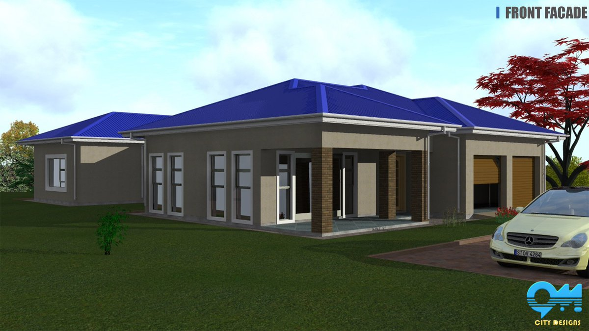 Om city designs omcitydesigns twitter for Best house designs in zimbabwe
