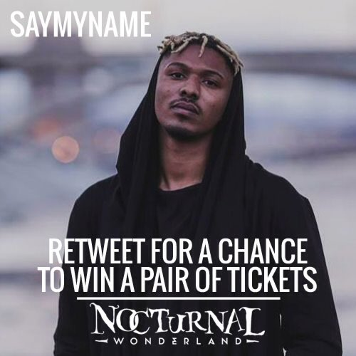 @CHEFSAYMYNAME is giving away a pair of tkts to @NocturnalWland! Make sure your retweet for a chance to win a pair! https://t.co/nNnhYEYbi6