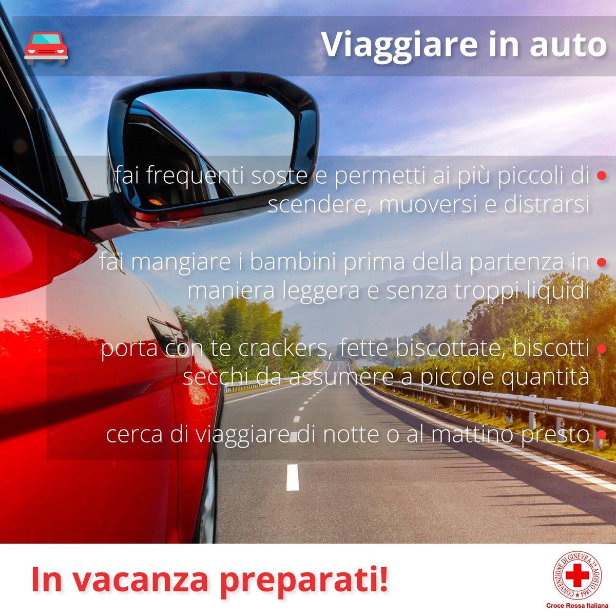 Croce Rossa Druento On Twitter Buon Viaggio E Buone Vacanze Dalla