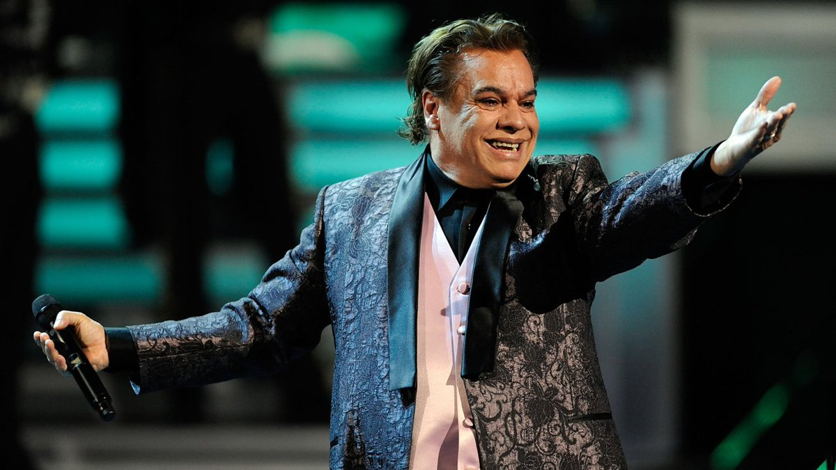 Iconic Mexican singer Juan Gabriel, 66, has died KSATnews
