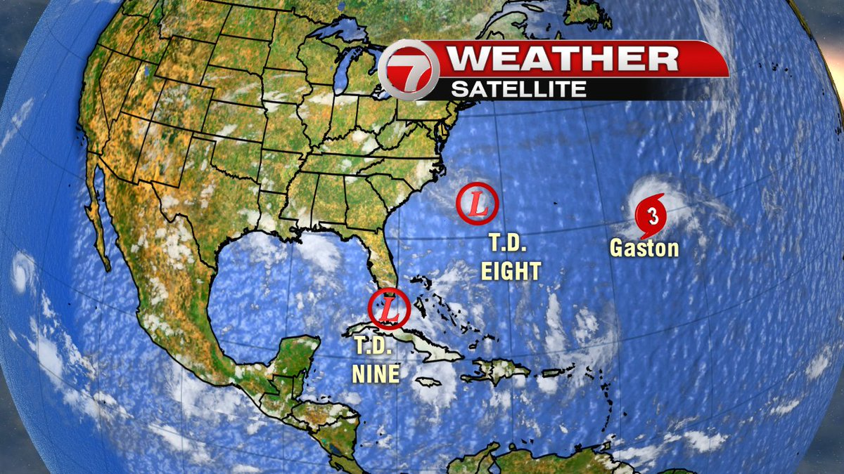 Back To School Week  Boston News Weather Sports WHDH News - Us weather map past week