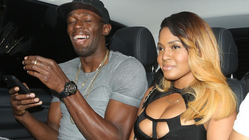 'show me your boobs, i'll show you my medals': bolt's wild party  continues... on the tele - scoopnest.com