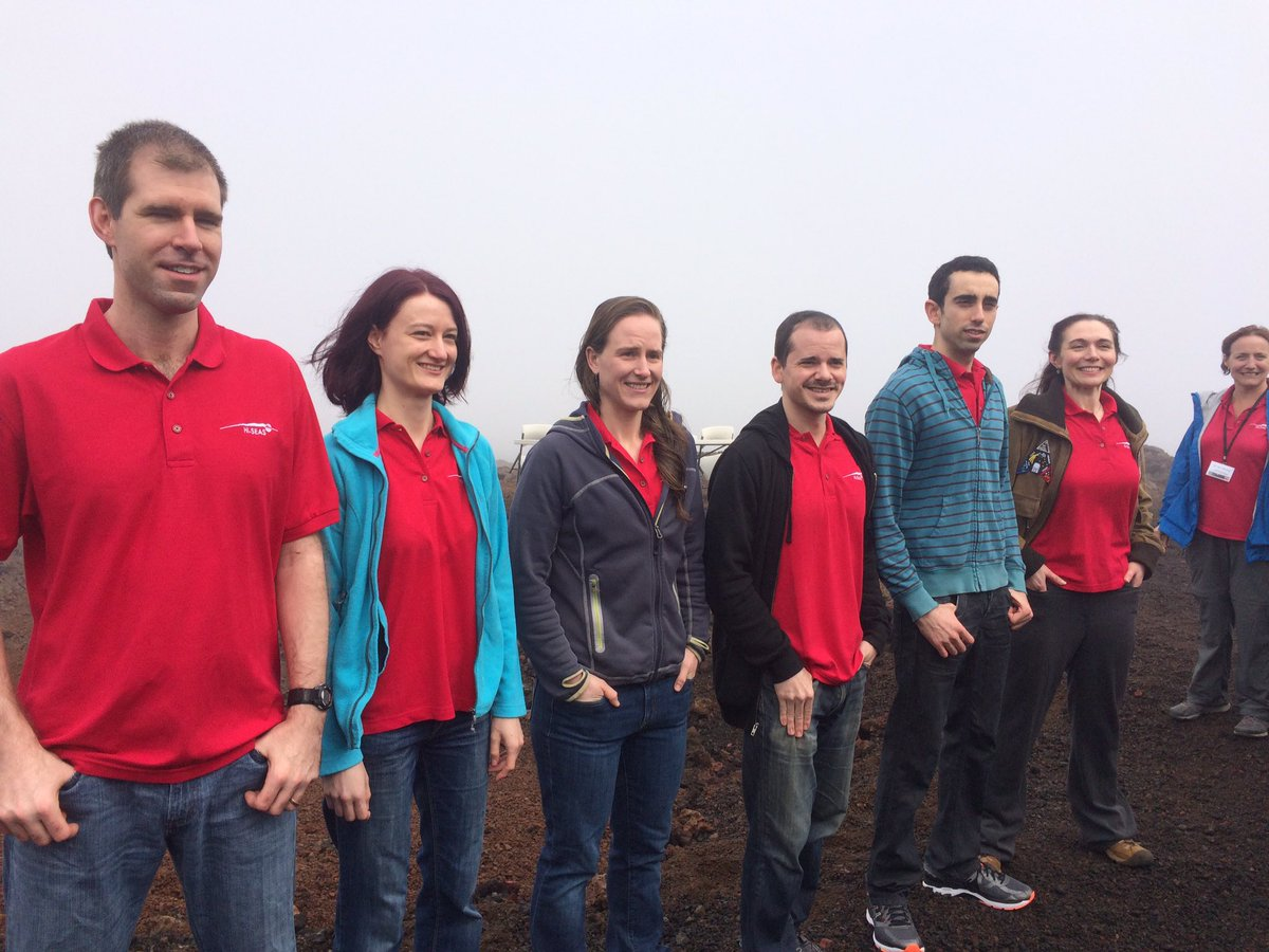 Mock Mars Crew Returns to Civilization After Year in Isolation