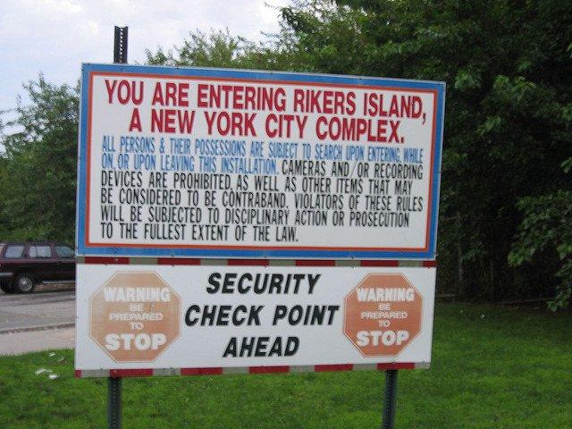 Report: Rikers Island Officials 'Purge' Violent Incident Data