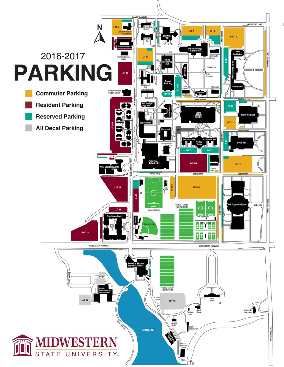 Midwestern Campus Map.Midwestern State On Twitter Don T Forget To Check Out The 2016