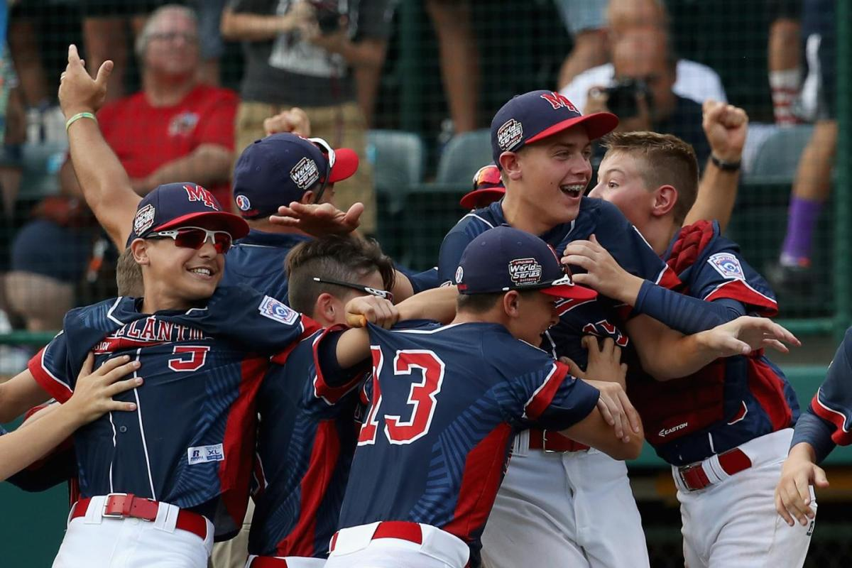 CHAMPS! Endwell, New York takes Little League World Series with 2-1 win over South Korea