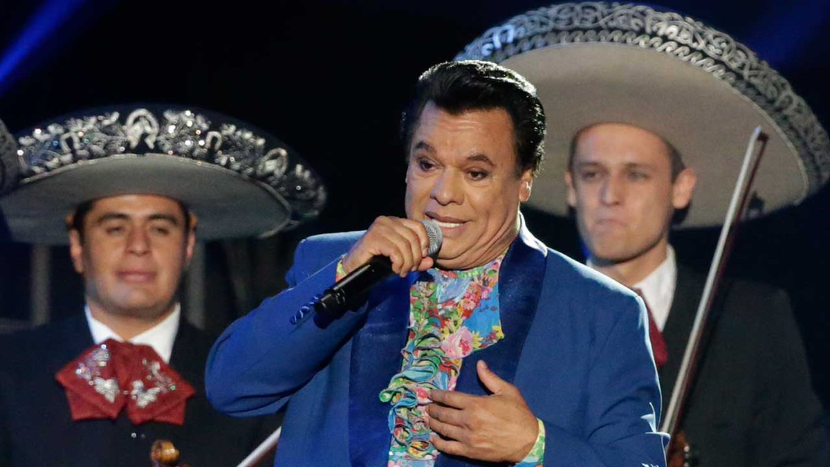 Legendary Mexican singer-song writer Juan Gabriel dies