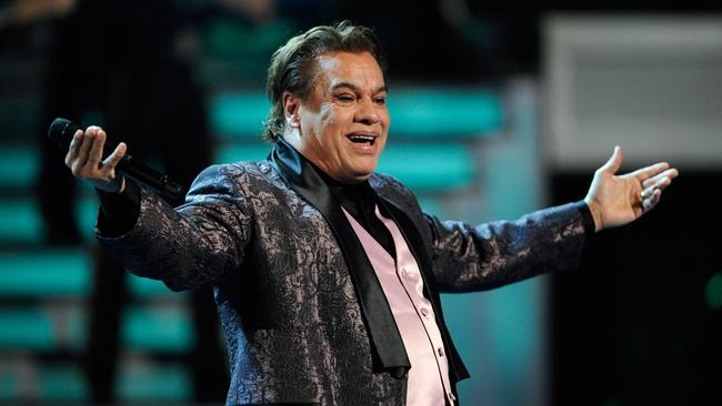Juan Gabriel, Mexican superstar singer, dead at 66