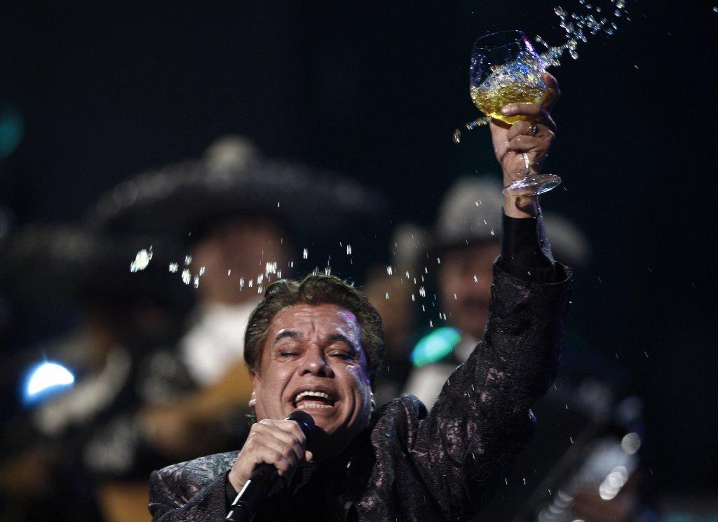 Juan Gabriel, superstar Mexican singer, dies at 66