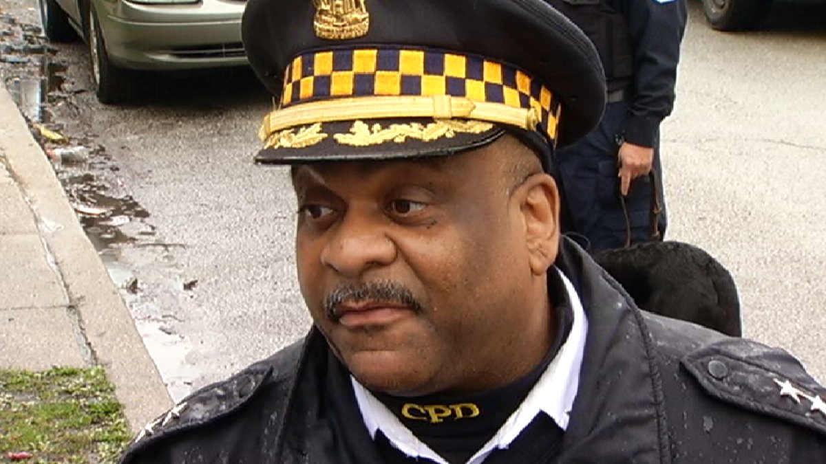 CPD Supt. Johnson to Trump: If you have a