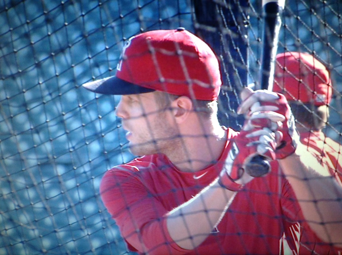 He was a baseball star at Warren De La Salle High & now at 29 yrs old he's breaking into the Major League @FOX2News
