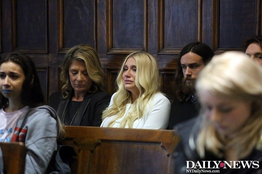 NYC judge who ruled Kesha couldn't record outside contract is married to Sony attorney