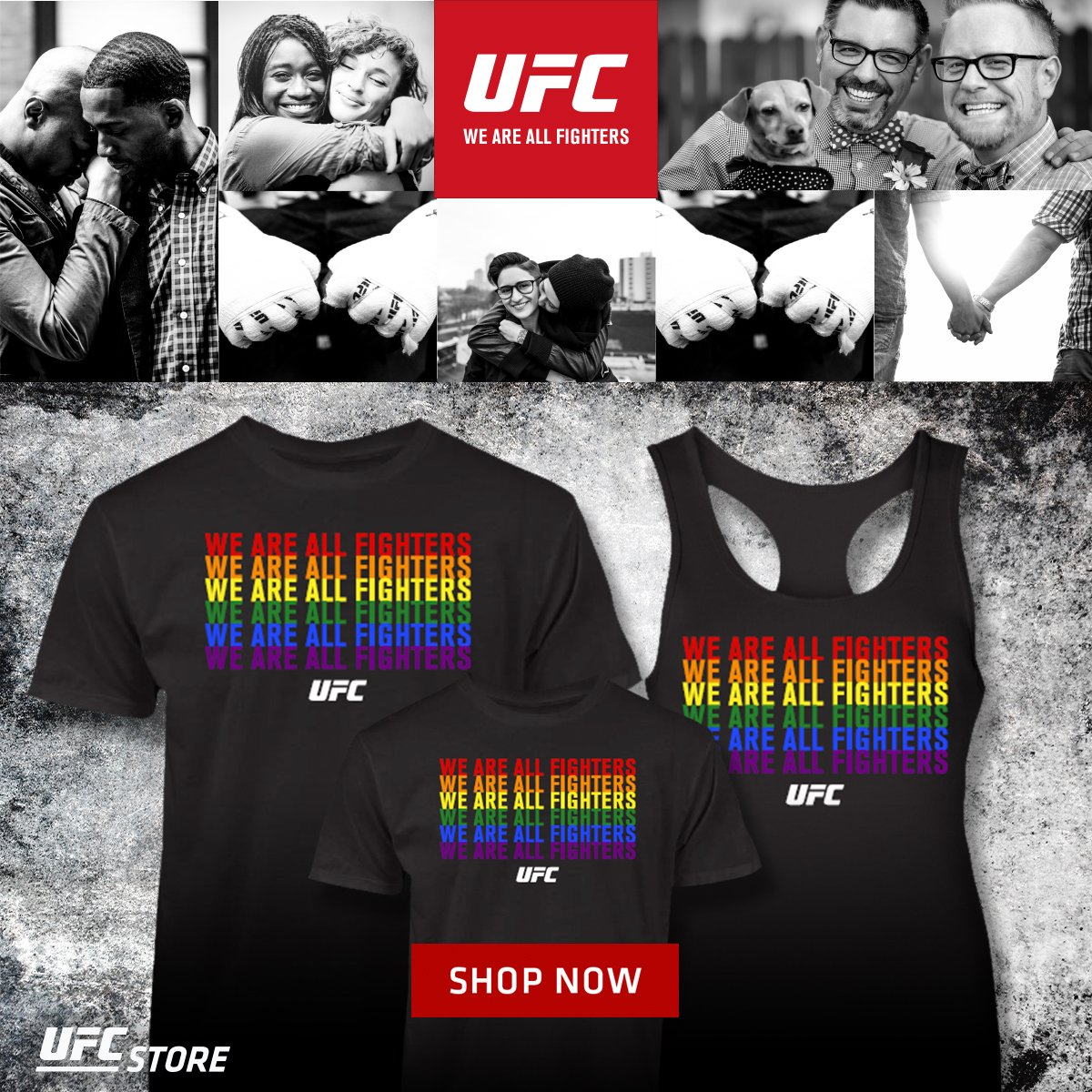 About UFC Store. The UFC Store has a virtually endless supply of gear, clothing and accessories for fans of the martial arts available online. The website, hereifilessl.ga, makes it easy to find clothing for men, women and children, in the sizes, colors and styles that available and match your tastes.