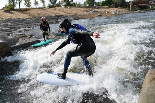 A new park is making surfing just outside Denver possible by @BethanyAo