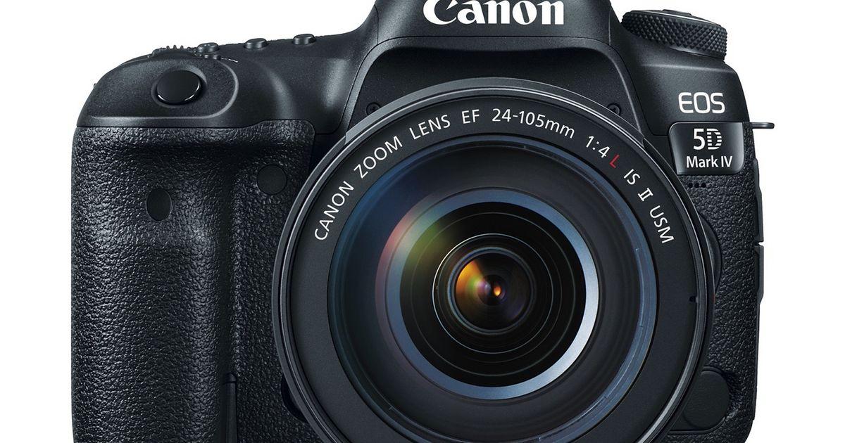 Canon's highly anticipated full-frame DSLR arrives in September