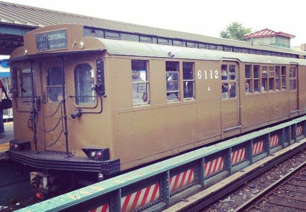 You can take a 1920s train to the beach tomorrow