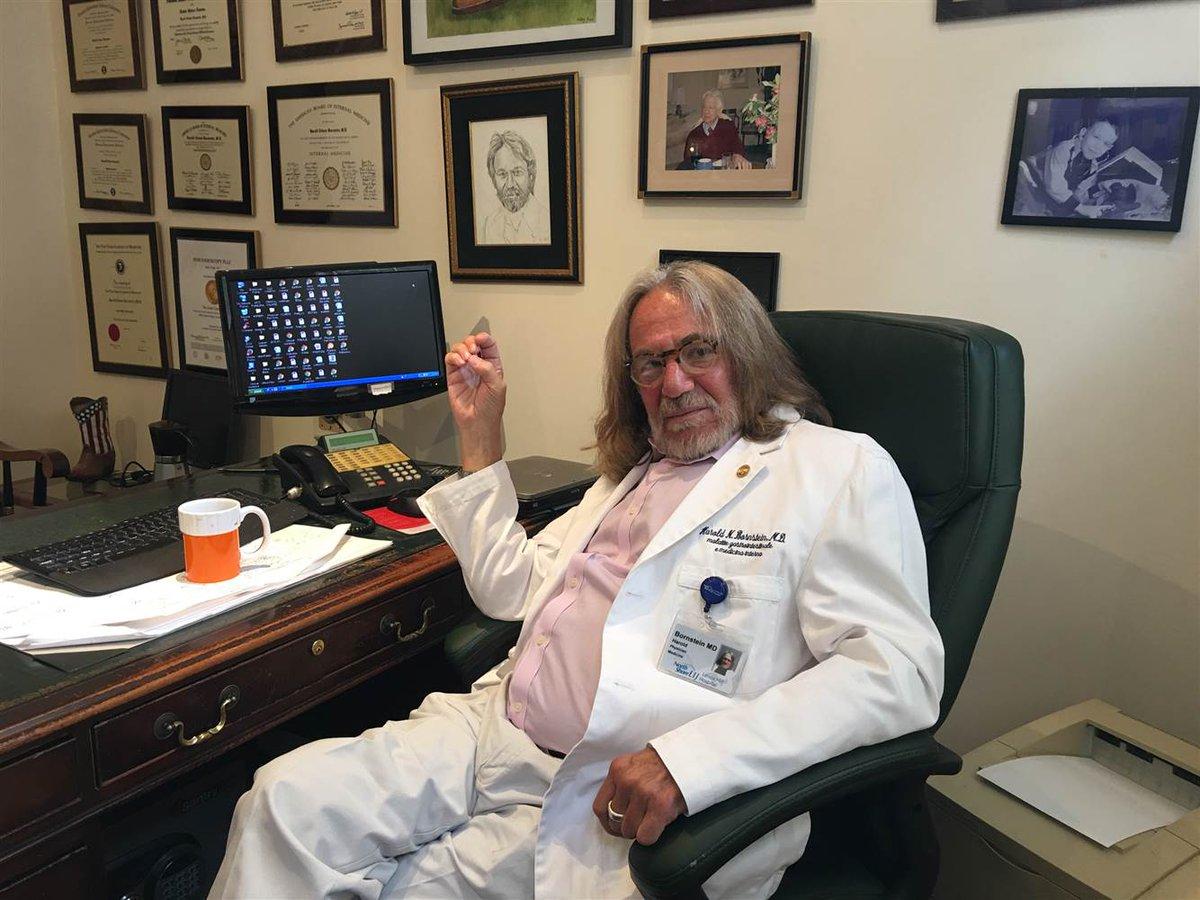 The Bizarre Words of Donald Trump's Doctor