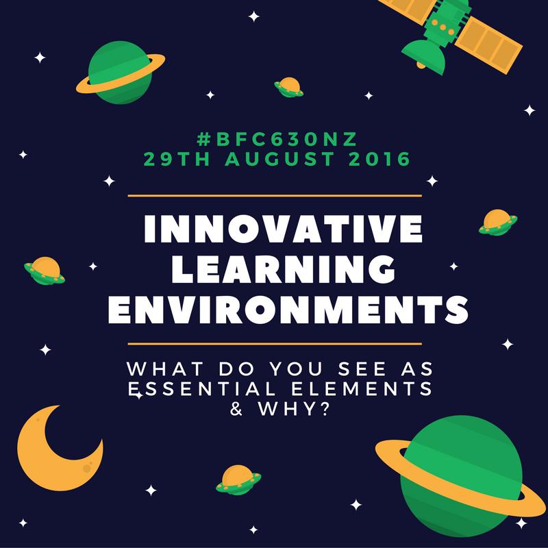 We're talking Innovative Learning Environments in T-minus 30 mins #BFC630NZ https://t.co/nPkHkbvXS5