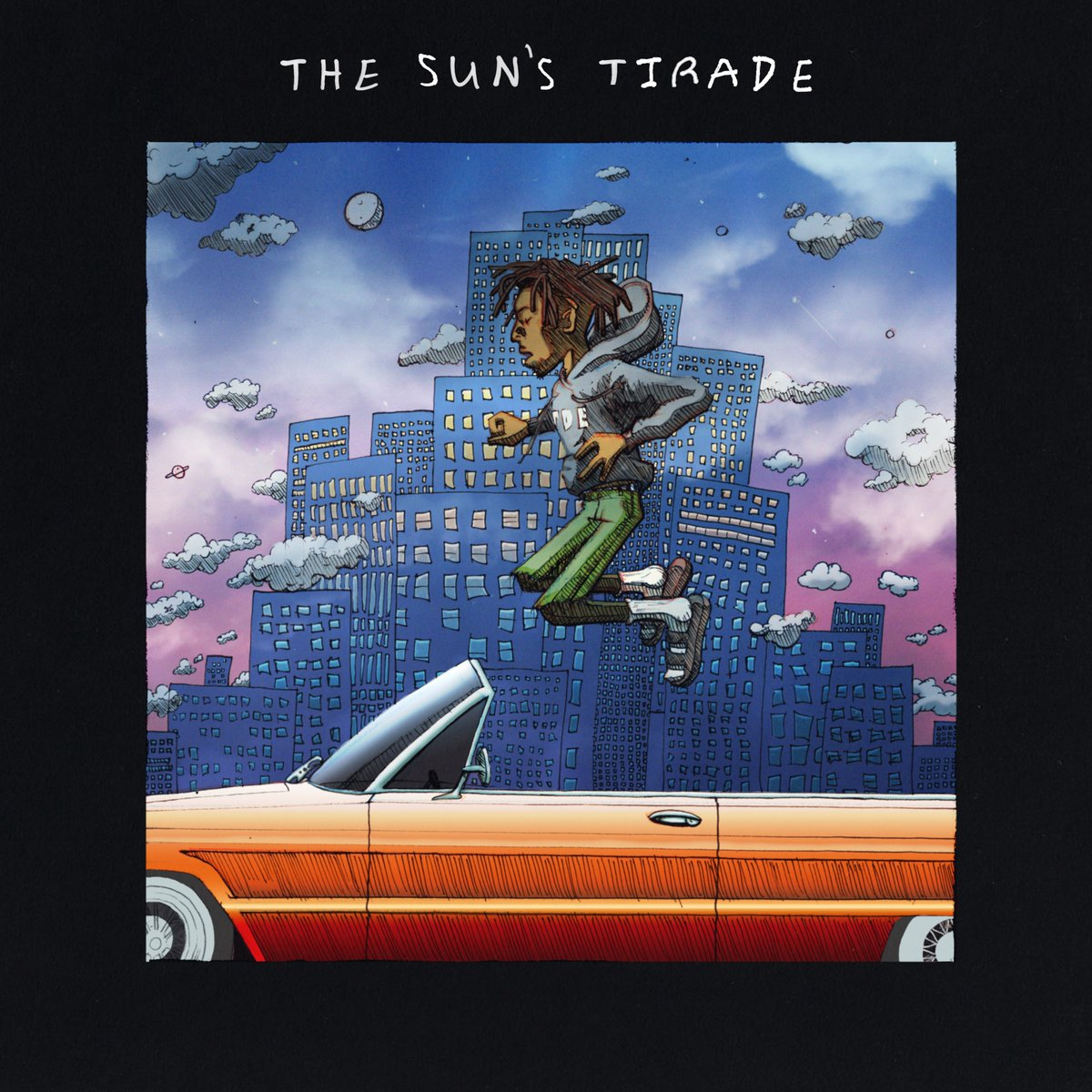 brought to you by @TopDawgEnt #TheSunsTirade by @isaiahrashad AVAILABLE 09.02.16 #TDE https://t.co/0h7QLOlZMO