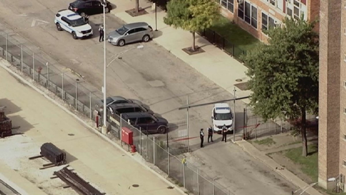 Woman fatally shot pushing stroller on South Side was Dwyane Wade's cousin