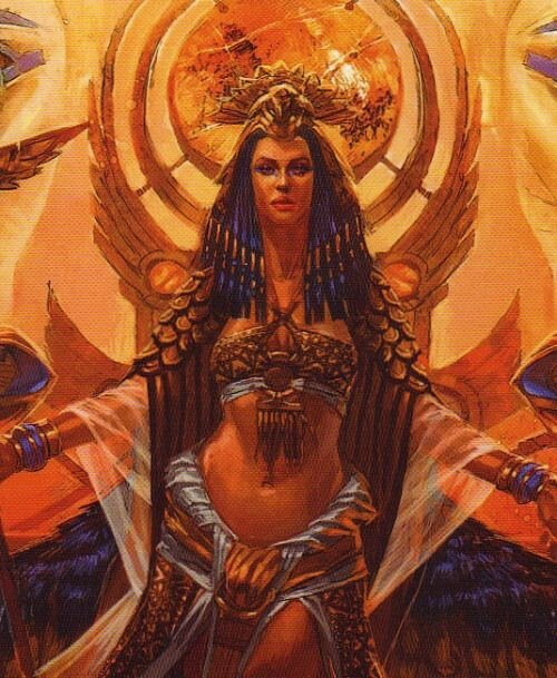 Babalon goddess