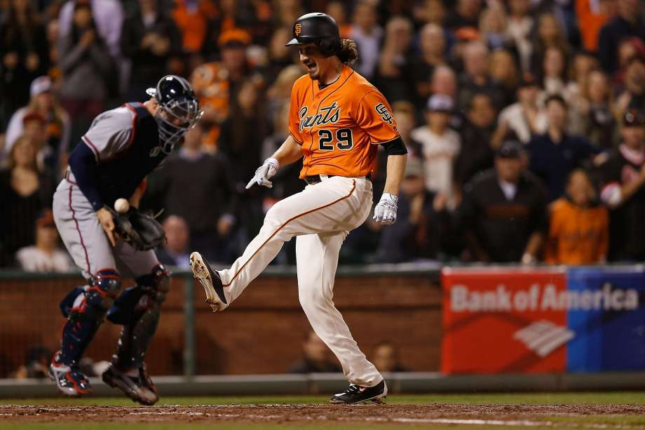 SFGiants welcome Braves to town with 7-0 win