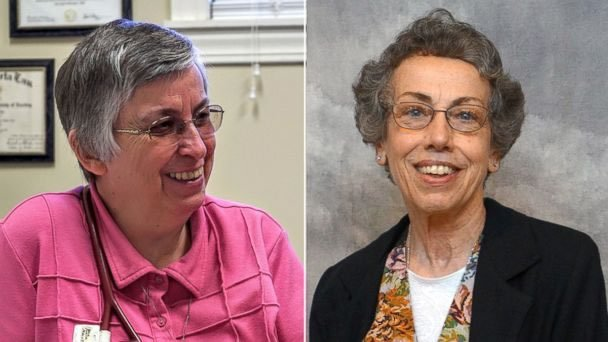 A man has been arrested in connection with killing of 2 nuns in Mississippi.