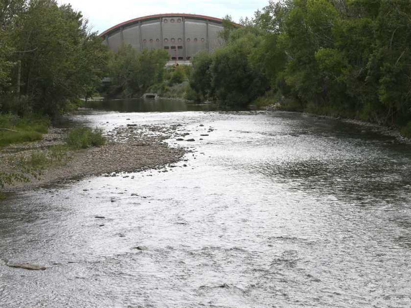 Contaminated water advisory extended along Elbow River in place until further notice.