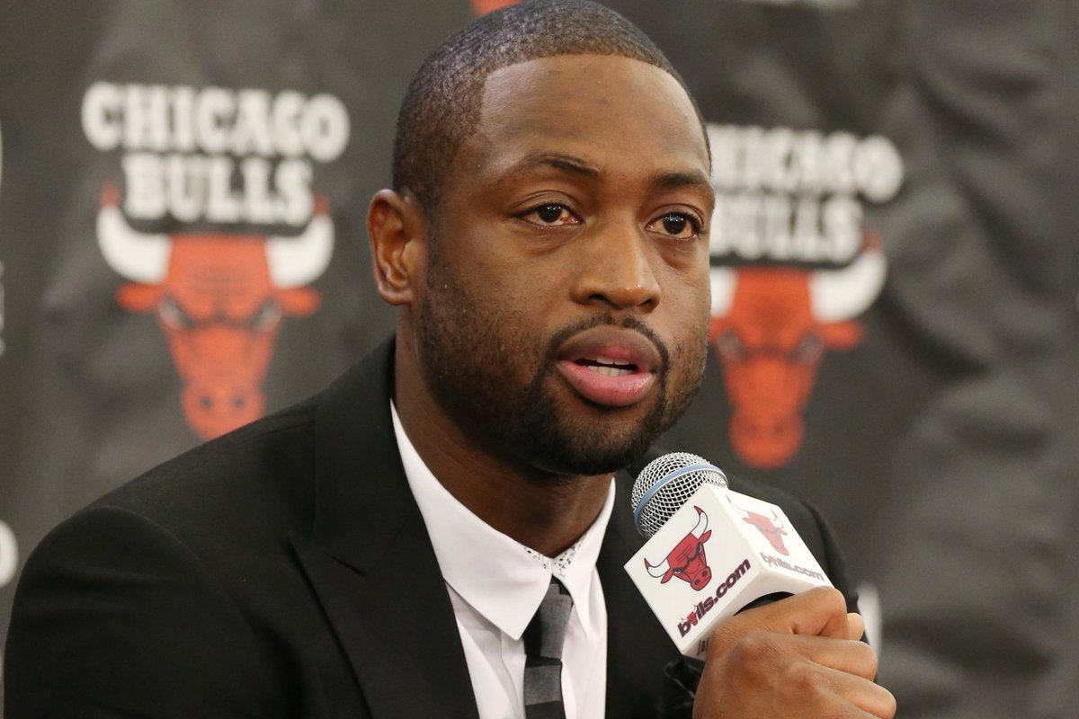 Dwyane Wade's cousin was shot and killed while pushing a baby stroller in Chicago