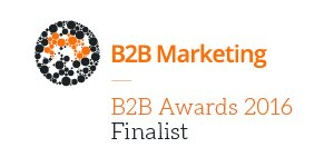 We've been shortlisted for three B2B Marketing Awards! More here: https://t.co/m71OTlHEu3 https://t.co/vz3YpimJVW