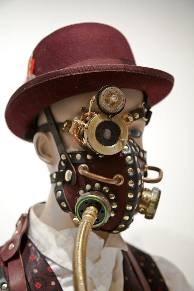 SteamPunk: objetos de un futuro que no llegó https://t.co/e0dHqrTbYW #steampunk