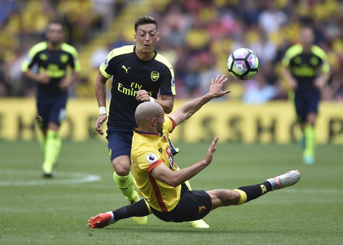 Report: Watford 1-3 Arsenal