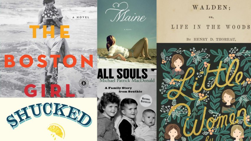 6 New England-based books to finish summer and bring in fall
