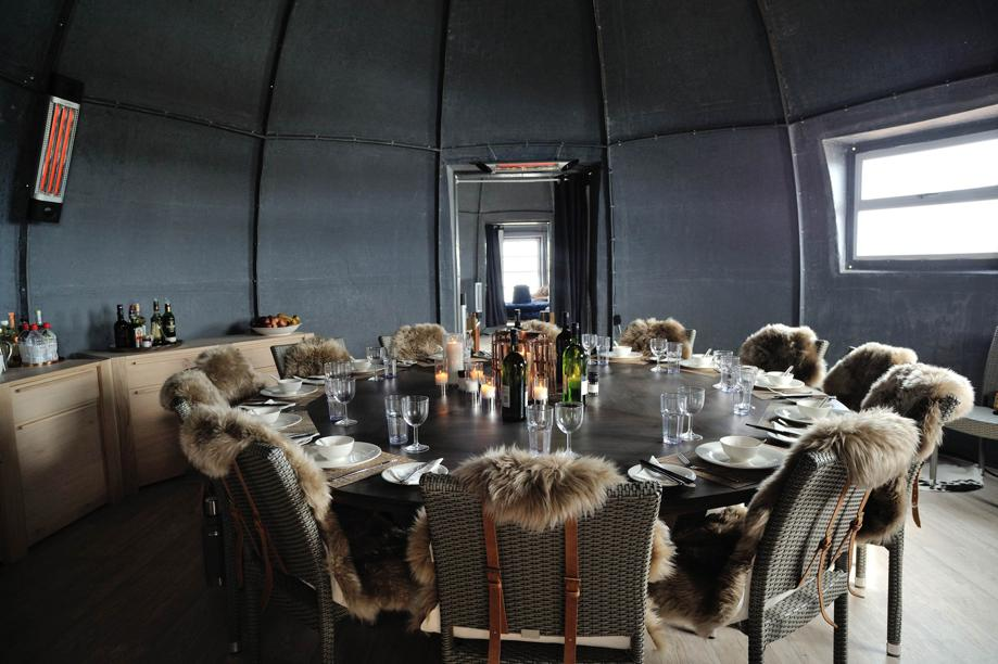 Stay in the same Antarctic lodge where Prince Harry once stayed ... if you can afford it