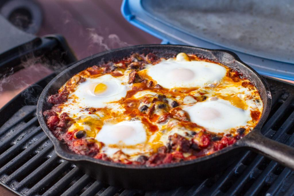 Start your day the #Weber way with #breakfast on the #grill! #WeberWeekend...