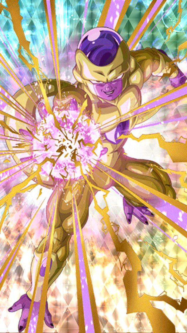 ゴールデンフリーザの光の玉