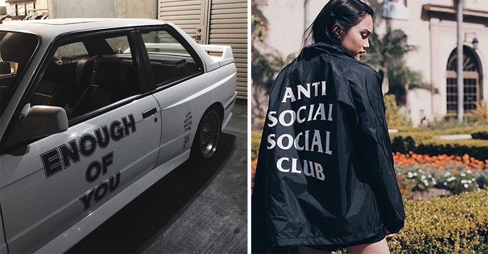b81283113697 Anti social social club teams up with period correct on a new pop-up merch  shop  - scoopnest.com