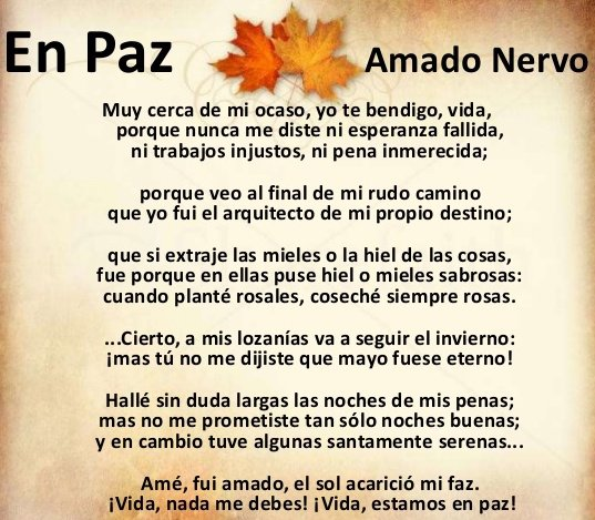Undíacomohoy Pero De 1870 Nace El Poeta Mexicano Amado