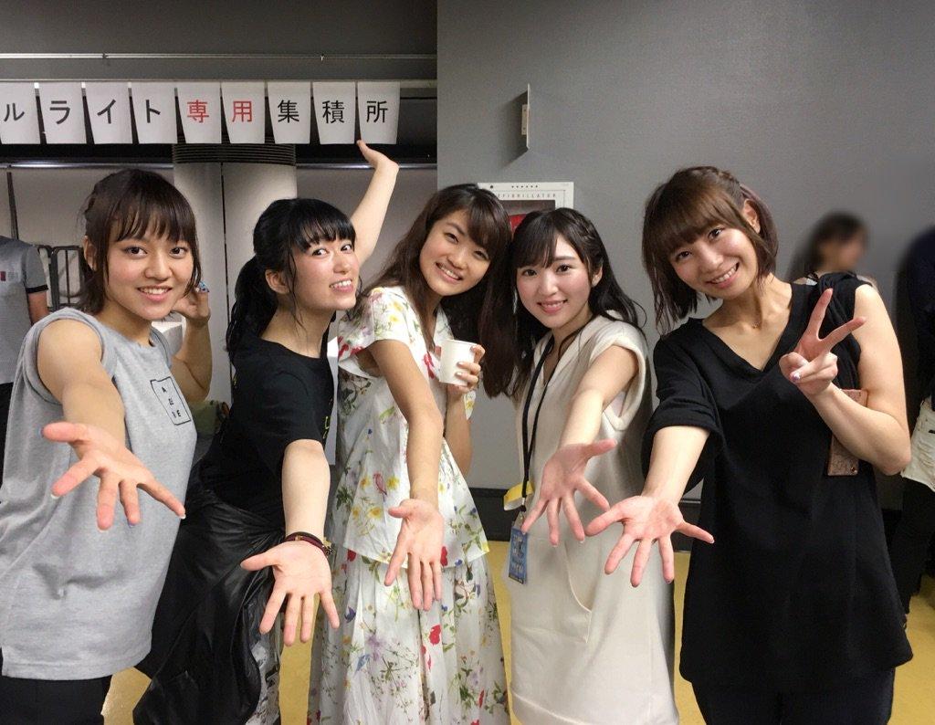 北宇治カルテット&部長役の早見さん( ´ ▽ ` )ノ♡とっても癒される歌声に浄化されました…さすが部長です!!  #anime_eupho #anisama pic.twitter.com/3thmep6lIl
