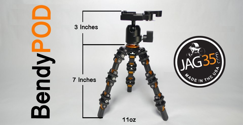 So the ONLY way to get a #BendyPOD #vlogging #tripod now is to pre order it https://t.co/ICRVyIyl5j https://t.co/lVWXViOP8k