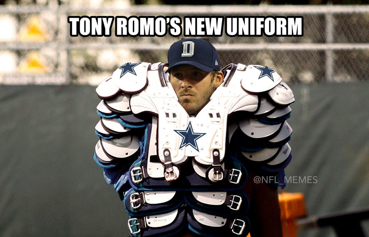 This Probably Wont Save Romo Either Scoopnest