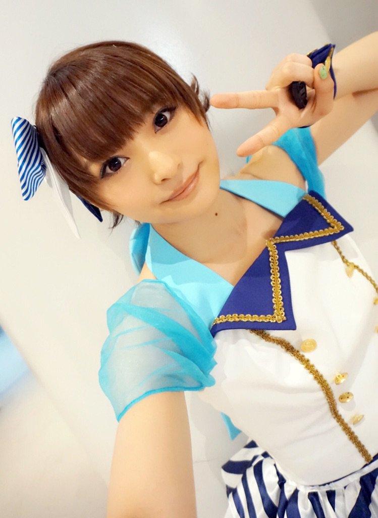 ナナシスライブからもう1週間たっちゃったじゃん!明日はガルパンイベントでまたパシフィコ横浜です!よーろーしーくー! pic.twitter.com/tS4XU15jNV