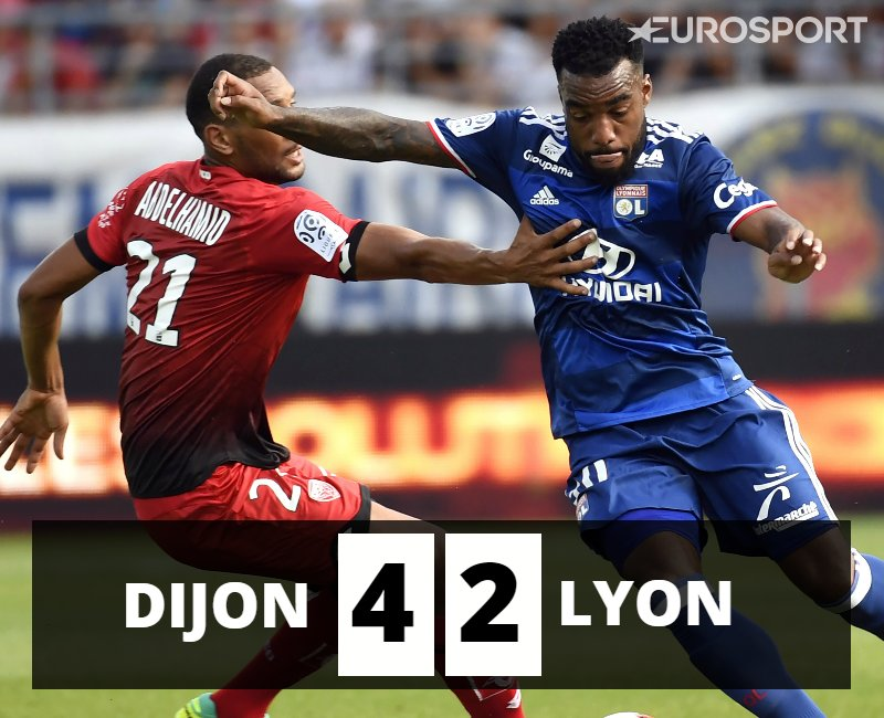 Video: Dijon vs Olympique Lyon