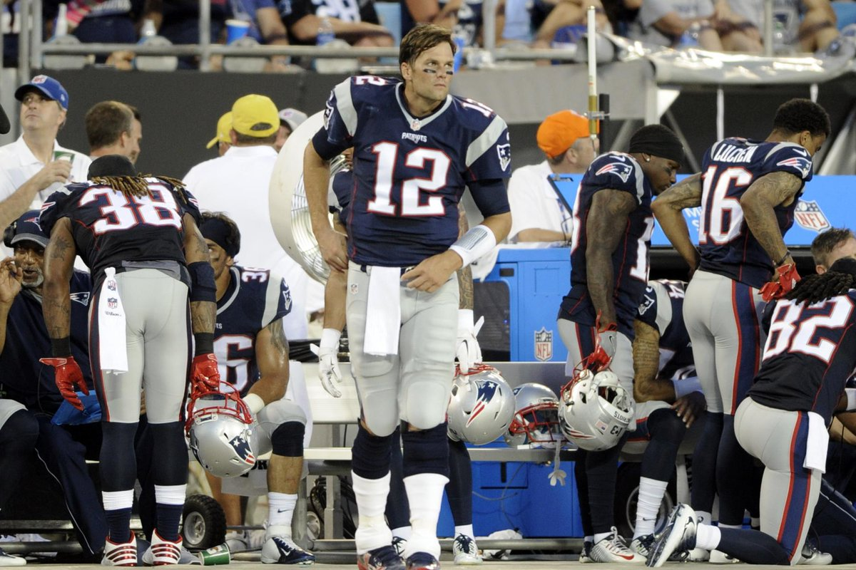Tom Brady made it clear Friday that he's not here to be Jimmy Garoppolo's coach and mentor
