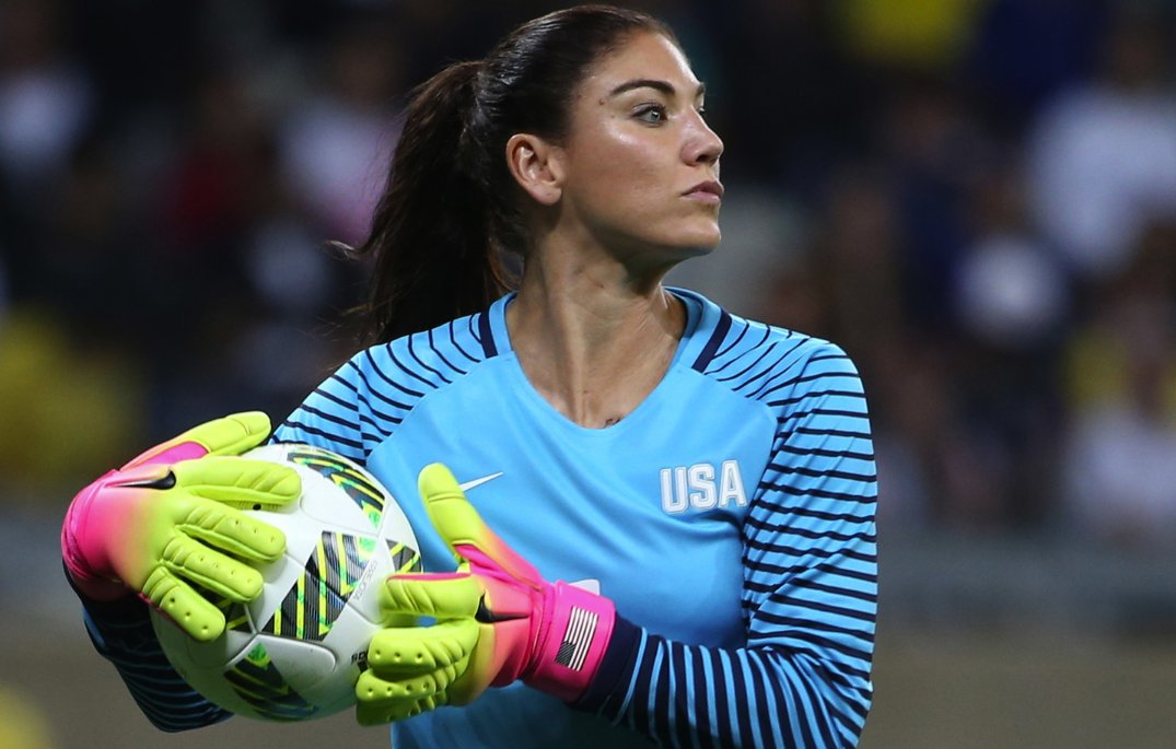 Full post: Hope Solo granted 'personal leave' by the Reign, will miss Portland match