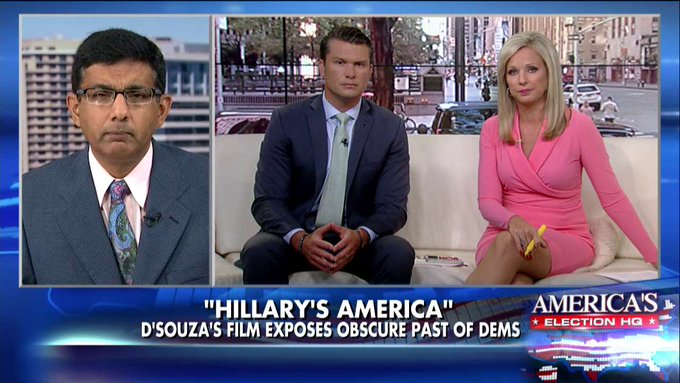 .@DineshDSouza: The Clintons Have a History of Racial Insensitivity, Not Trump @ffweekend https://t.co/BXDTgGEBgn